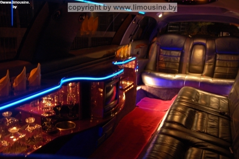 Lincoln Town Car Innen Digialbum